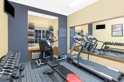Health club | Microtel Inn & Suites by Wyndham Kearney