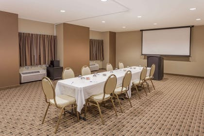 Meeting Room | Microtel Inn & Suites by Wyndham Michigan City