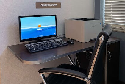 Business Center | Microtel Inn & Suites by Wyndham Michigan City