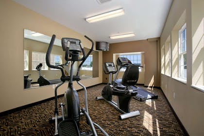 Fitness Center | Microtel Inn & Suites by Wyndham Council Bluffs
