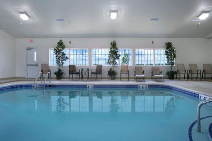 Pool | Microtel Inn & Suites by Wyndham Council Bluffs