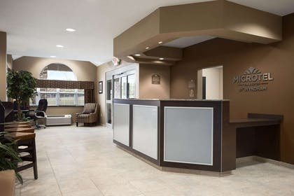 Front Desk | Microtel Inn & Suites By Wyndham Fairmont