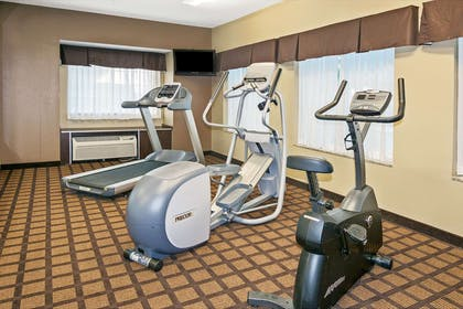 Fitness Center   Microtel Inn & Suites by Wyndham Austin Airport