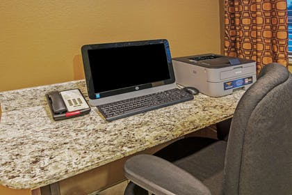 Business Center   Microtel Inn & Suites by Wyndham Austin Airport
