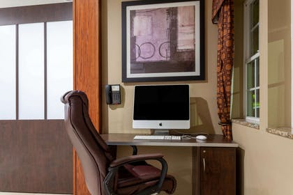 Business Center   Microtel Inn & Suites by Wyndham Columbia/At Fort Jackson