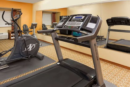 Health club | Microtel Inn & Suites by Wyndham South Bend/At Notre Dame Un