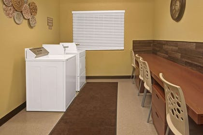 Laundry Room | Microtel Inn & Suites by Wyndham Cartersville