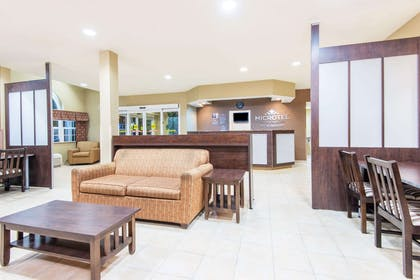 Front Desk | Microtel Inn & Suites by Wyndham Montgomery
