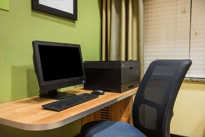 Business Center | Microtel Inn & Suites by Wyndham Opelika