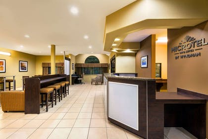 Front Desk Area | Microtel Inn & Suites by Wyndham San Antonio by SeaWorld