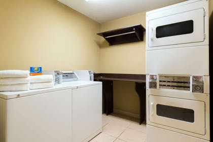 Guest Laundry | Microtel Inn & Suites by Wyndham San Antonio by SeaWorld