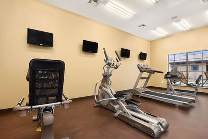 Fitness Center | Microtel Inn & Suites by Wyndham Round Rock