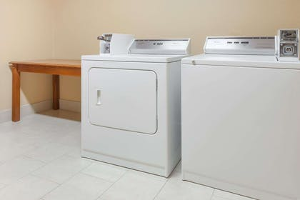 Laundry | Days Inn & Suites by Wyndham McAlester