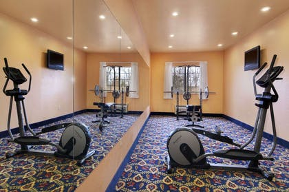 Fitness Center | Days Inn & Suites by Wyndham McAlester
