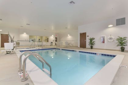 Pool | Microtel Inn And Suites Minot