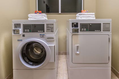 Laundry | Days Inn & Suites by Wyndham Mineral Wells