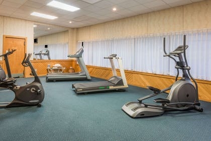 Workout Room | Ramada by Wyndham New Braunfels