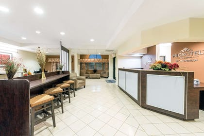 Lobby | Microtel Inn and Suites Eagle Pass
