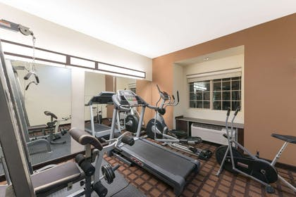 Health club | Microtel Inn and Suites Eagle Pass