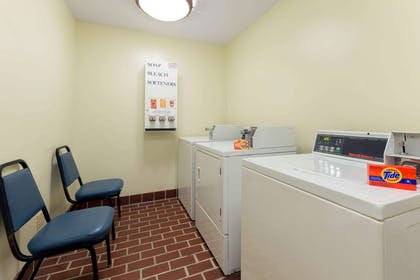 Guest Laundry | Ramada Plaza & Conf Center by Wyndham Louisville