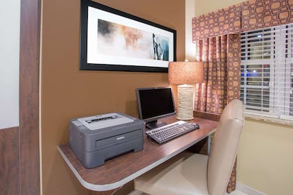Business Center | Microtel Inn & Suites by Wyndham Buckhannon