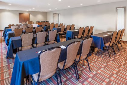 Meeting Room | Ramada by Wyndham Canton/Hall of Fame