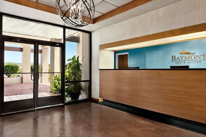 Reception | Baymont by Wyndham Prince George at Fort Lee