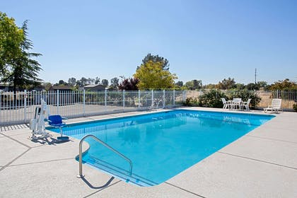 Pool | Super 8 by Wyndham Oroville