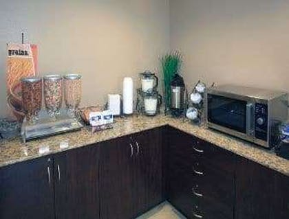 Breakfast Area | Microtel Inn & Suites by Wyndham Wheeling at Highlands