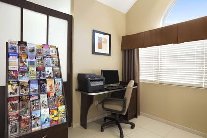 Business Center | Microtel Inn & Suites Odessa TX
