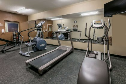 Health club | Microtel Inn & Suites by Wyndham Steubenville