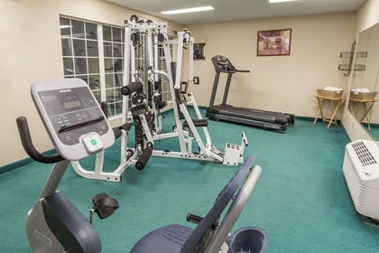 Fitness Center | Baymont by Wyndham Lakeland