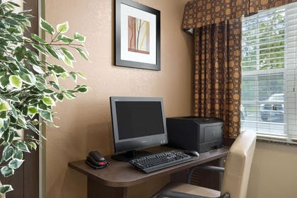 Business Center   Microtel Inn & Suites by Wyndham Carrollton