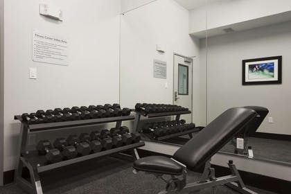 Fitness Center | Hawthorn Suites By Wyndham San Angelo
