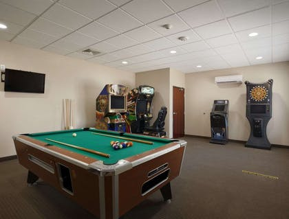 Game Room | Baymont by Wyndham Cotulla