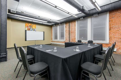 Meeting Room | The Mining Exchange, A Wyndham Grand Hotel & Spa
