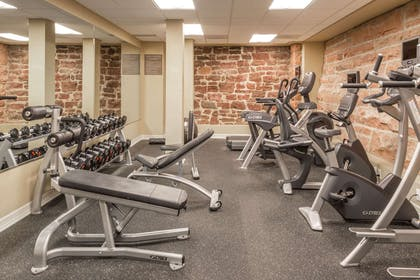 Fitness Center | The Mining Exchange, A Wyndham Grand Hotel & Spa