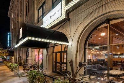 Exterior - Dining | The Mining Exchange, A Wyndham Grand Hotel & Spa