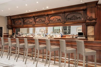 Bar | The Tremont House, A Wyndham Grand Hotel