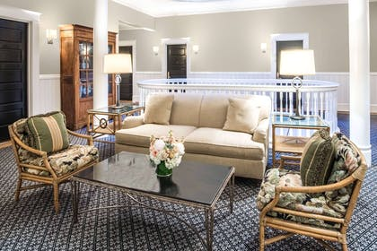 Lounge | The Tremont House, A Wyndham Grand Hotel