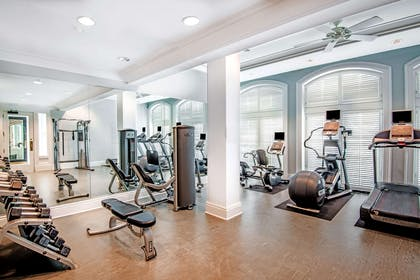 Fitness Center | The Tremont House, A Wyndham Grand Hotel