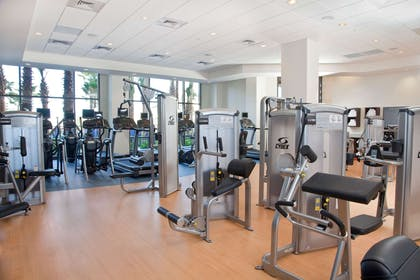 Health club | Wyndham Grand Orlando Resort Bonnet Creek