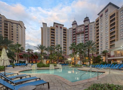 Pool | Wyndham Grand Orlando Resort Bonnet Creek