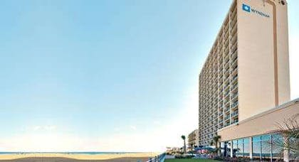 Welcome to the Wyndham Virginia Beach Oceanfront Hotel   Wyndham Virginia Beach Oceanfront