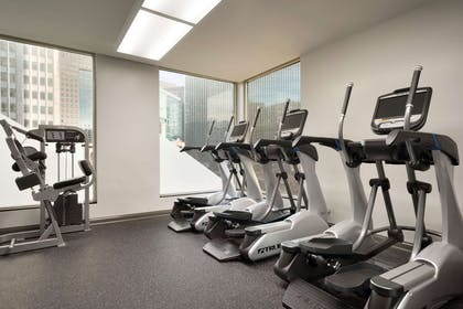 Health club | Wyndham Grand Pittsburgh Downtown