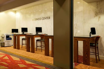 Business center | Wyndham Grand Pittsburgh Downtown