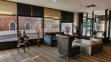 Lobby View | Stamford Suites