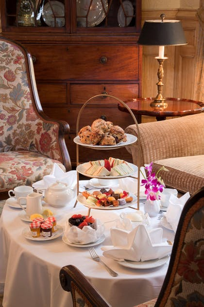 Afternoon Tea | The Henley Park Hotel