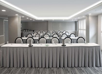 Diplomat Room theater style | State Plaza Hotel
