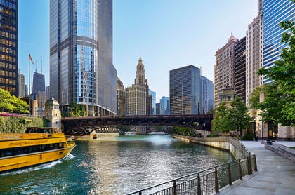 Chicago Riverwalk | The Westin Chicago River North